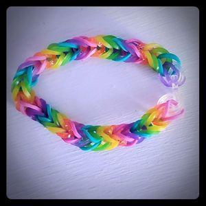Jewelry - Rubbermaid bracelet